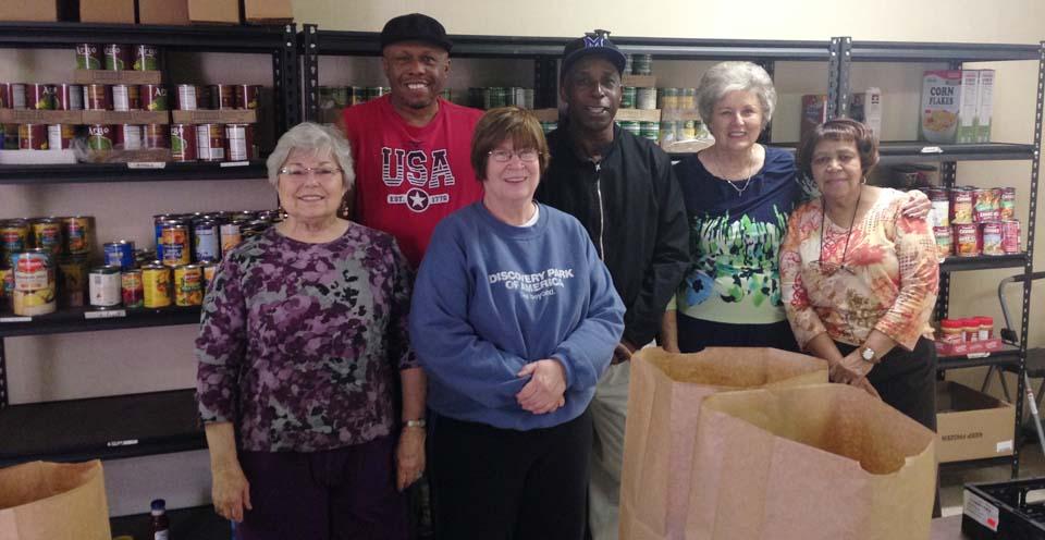 Food Pantry Capleville United Methodist Church